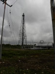 Oil derrick near Ciudad Ojeda