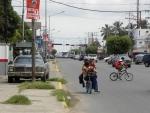 Avenue in Ciudad Ojeda