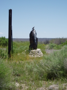 Gunnison Massacre monument